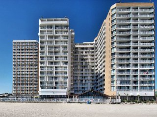 Sands Ocean Club RARE 3 bedroom/ 3 bathroom OCEANFRONT condo