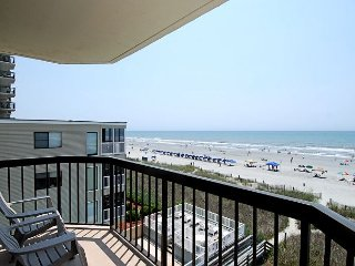 Pet Friendly Winter Rental Available!  N. Myrtle Beach Oceanfront
