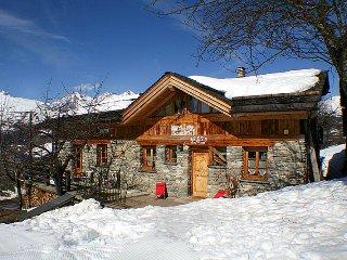 CHALET mitoyen.village Les Granges aux Pieds de  LES ARCS 1600 Paradiski
