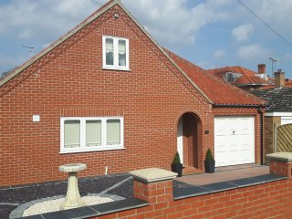 Newly finished 3 Bedroom property just 2 minutes walk from Cromer town centre.