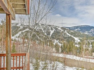 NEW! 3BR Whitefish Townhome w/ Glacier Park Views!