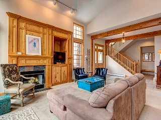 White Wolf 392 Luxury Townhome Hot Tub Breckenridge Summit Mountain Rentals
