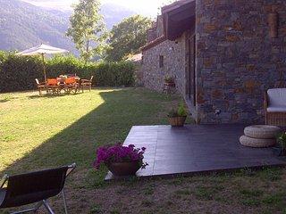 Casa Abella  a la Vall de Camprodon