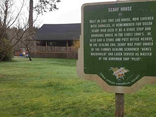 1BD/1BA Scarf House