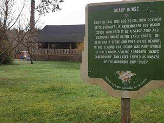 1BD/1BA Scarf House, Sooke