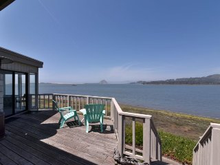 Amazing Bay Front Home Overlooking Morro Bay!