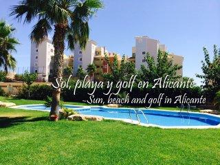 Alicante Bonalba: Sol, playa y golf junto a El Campello