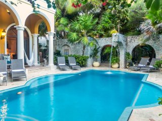 Luxury Oceanfront Villa- Tulum