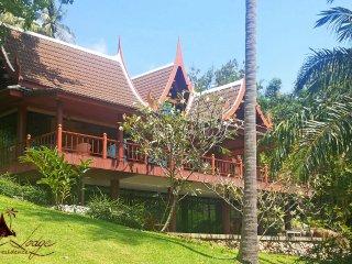Paradise House - Villa de luxe de style Thaï