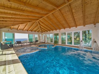 Villa Residence Lantoni with big indoor swim. pool in Mlini , Dubrovnik