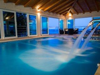 Villa Residence Lantoni with big indoor swim. pool in Mlini , Dubrovnik