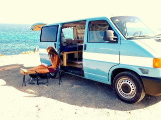 rent your VW campervan & discover our beautiful island