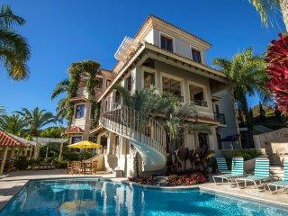 10 Bedroom Luxury Mansion / VILLA TUSCANY  in Wyndham Grand Resort Casino & Spa
