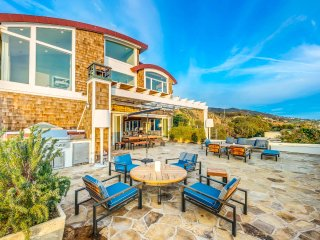 Broad Beach, Sleeps 12