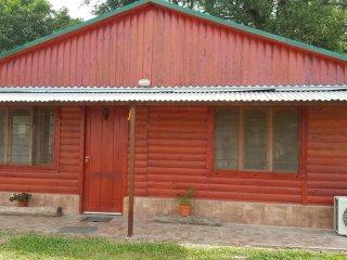 Cabaña y Alojamiento en Monte Caseros