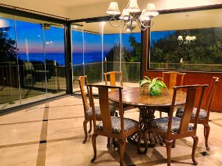 Elegant Private Home w/ Ocean Views & Hot Tub