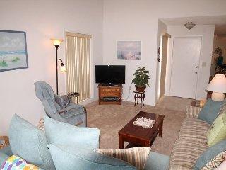 Quail Hollow A9-2U, Amazing 1 Bedroom, 2 Bath Condo, Pool, BBQ, Saint Augustine