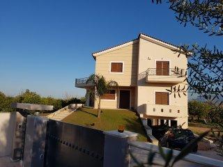 Dimitris Villa, Aigio