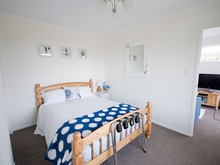""" YOU WILL LOVE "" this NEW 1 bed self contained studio, set in a peaceful garden"
