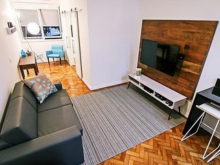 Renovated apartment in Ipanema 2 bedroom D030, Rio de Janeiro
