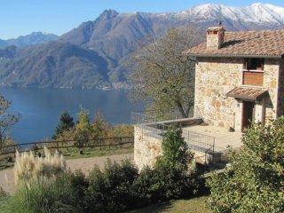 Lago di Como -Verdelago riservato Appartamento 7px  giardino terrazza vista lago