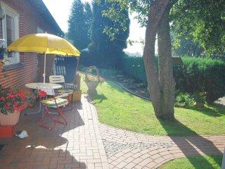 Komfortable Ferienwohnung für zwei Personen in Ostfriesland-Uplengen