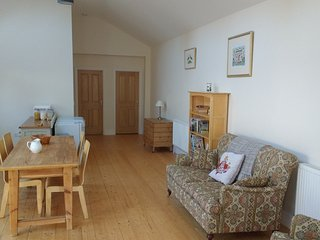 A lovely renovated old cartshed providing a great base for holidays in Norfolk.