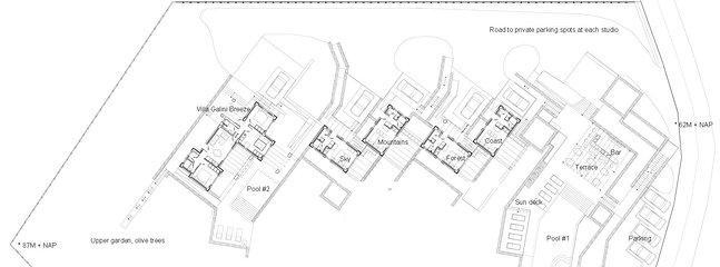 Floor Plan Galini Breeze