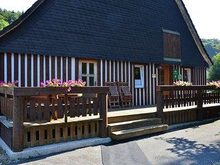 Schöne Ferienwohnung in einem Bauernhaus in der Urlaubsregion Lennestadt