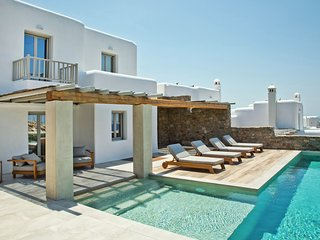 M Mykonos Villas | 3 Bedroom Villa with Private Pool (M ONE)