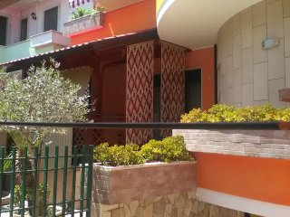 Spacious apt in San Donaci & Wifi
