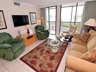 Sundial B406 Gulf View Two Bedroom Resort Style Condo