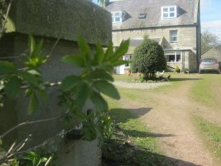 Silverdale Farm House B&B, Rothbury