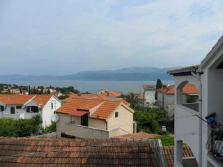 Apartments Lucija - Standard Two Bedroom Apartment with Sea View Balcony