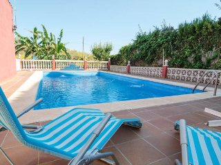BEACH VILLA WITH POOL NEARBY ANORETA GOLF - MALAGA