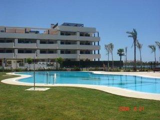 Residencial en frente del Mar y un Lago Piso 2 dormitorios
