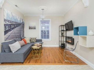 Newly Decorated 2 BR in the heart of Boston's North End/Little Italy