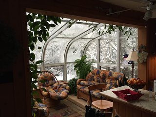 Cottage on the Rock - Solarium (Tremblant)