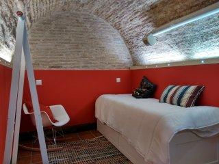 Apartamento con Aljibe en plena Judería de Toledo