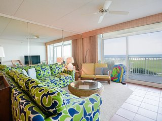 OC102 - Ocean Condo, New Smyrna Beach