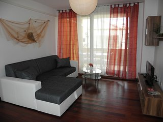 Beautiful view two bedroom apartment in Barbat