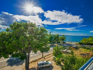 Beautiful view one bedroom apartment in Starigrad