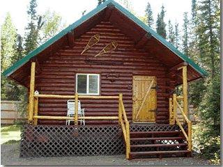 Foster's Alaska Cabins - Cohoe Cabin