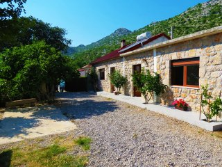 Vintage holiday home in Starigrad (Paklenica)