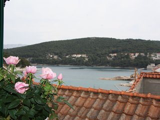 Apartments Sonja -  Two Bedroom Apartment with Balcony and Garden View, Pucisce