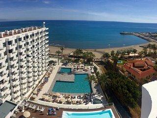 Apartamento 1a linea en Hotel Sol House Costa del Sol-La Carihuela- Torremolinos