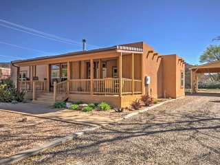 Kanab House Near Bunting Canyon - Walk to Downtown