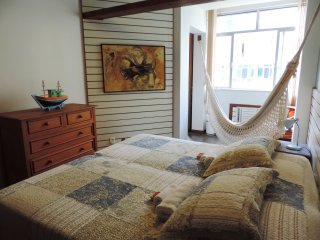 Entire Apartment in Copacabana! Two blocks from the beach!
