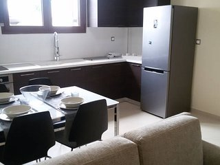 Brand new apartment in the center of Nikiti