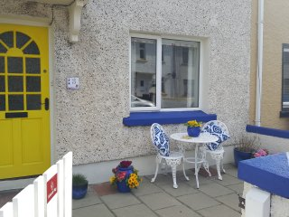 Atlantic Way Portrush: A cosy and comfortable 1940s terrace house